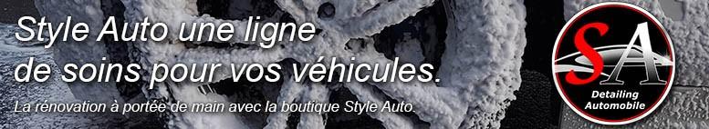 Style Auto ligne de soins automobile